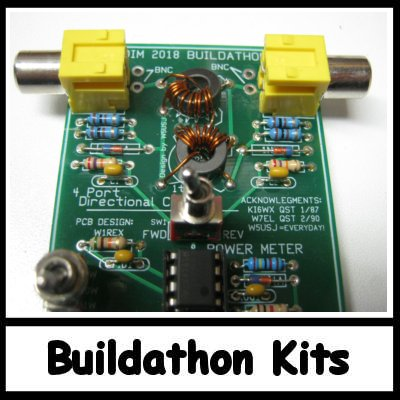 QRPme Buildathon kits