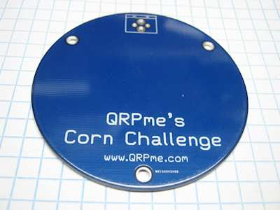 Picture of Corn Challenge Prototype Board