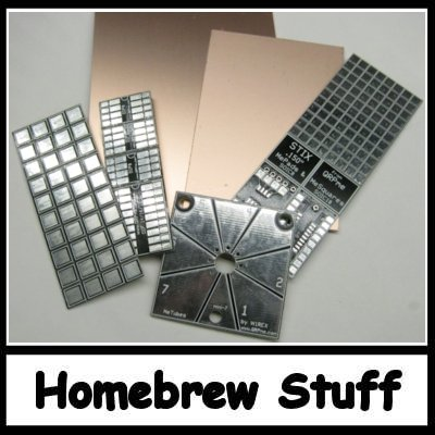 QRPme Homebrew supplies