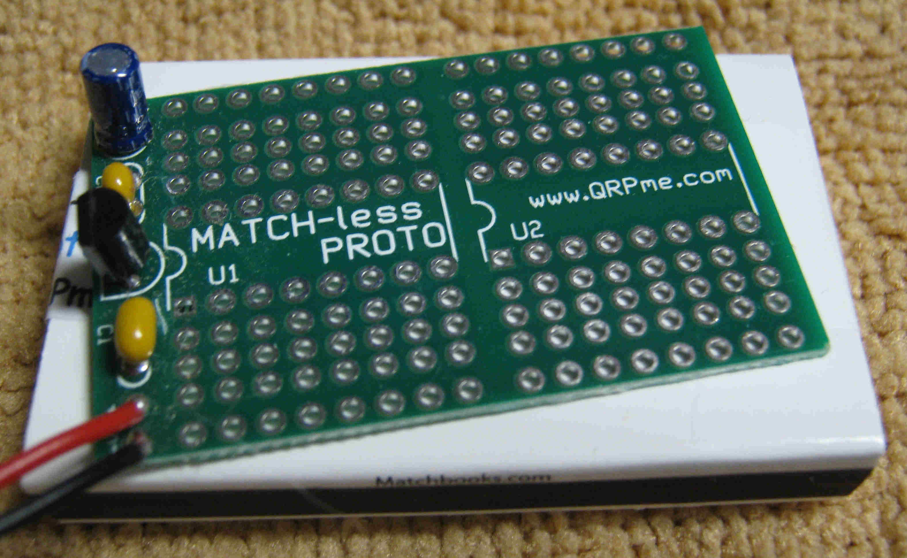 Picture of Match-less IC Proto