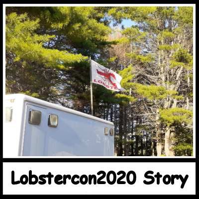 'Lobstercon2020! Story