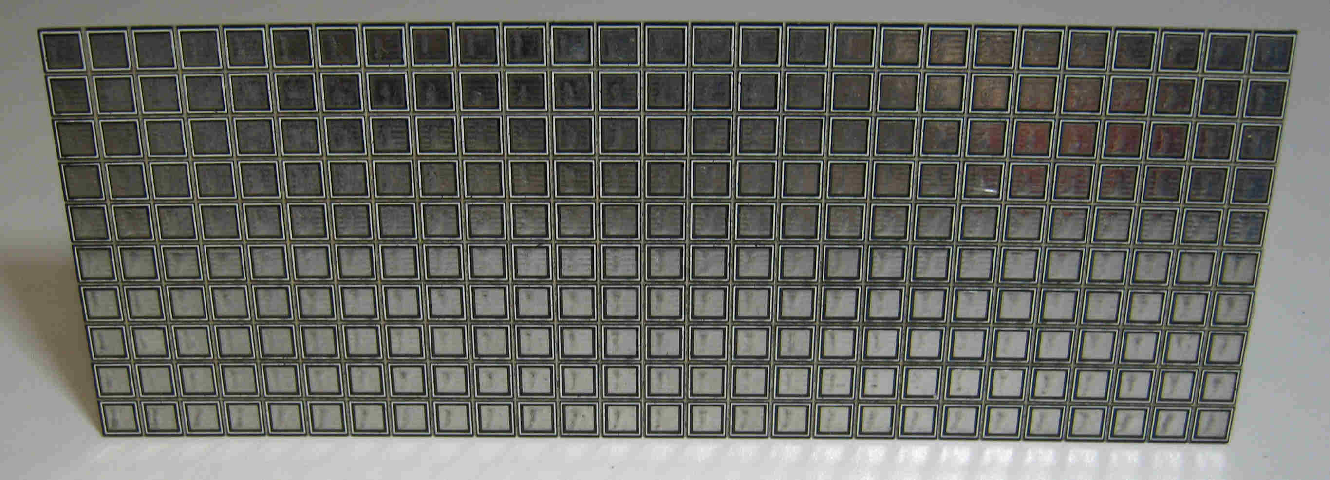Picture of MeSQUAREs