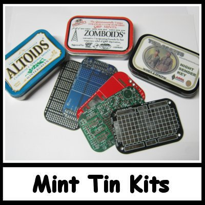 QRPme Mint Tin kits