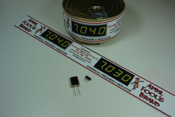 Picture of Numerical Frequency Indicator