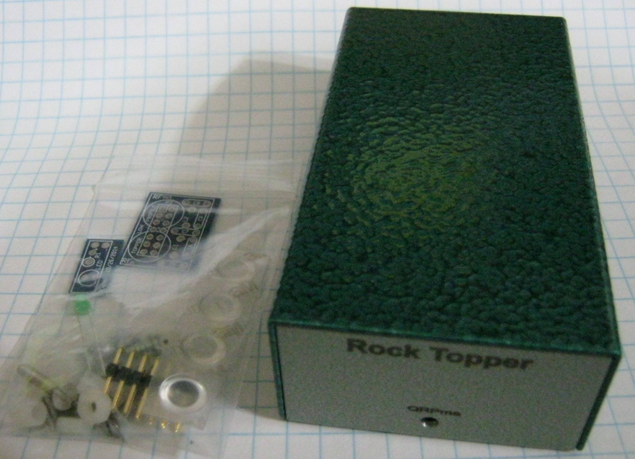 Picture of TEXAS Topper to Rock-Topper Enclosure Upgrade kit