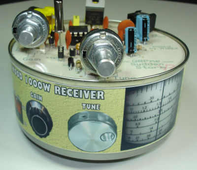 Picture of Rexwood 1000W Receiver Kit