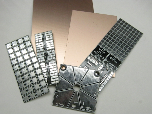 Picture of MePads, MeSquares, MeTubes & STIX Sample Pack