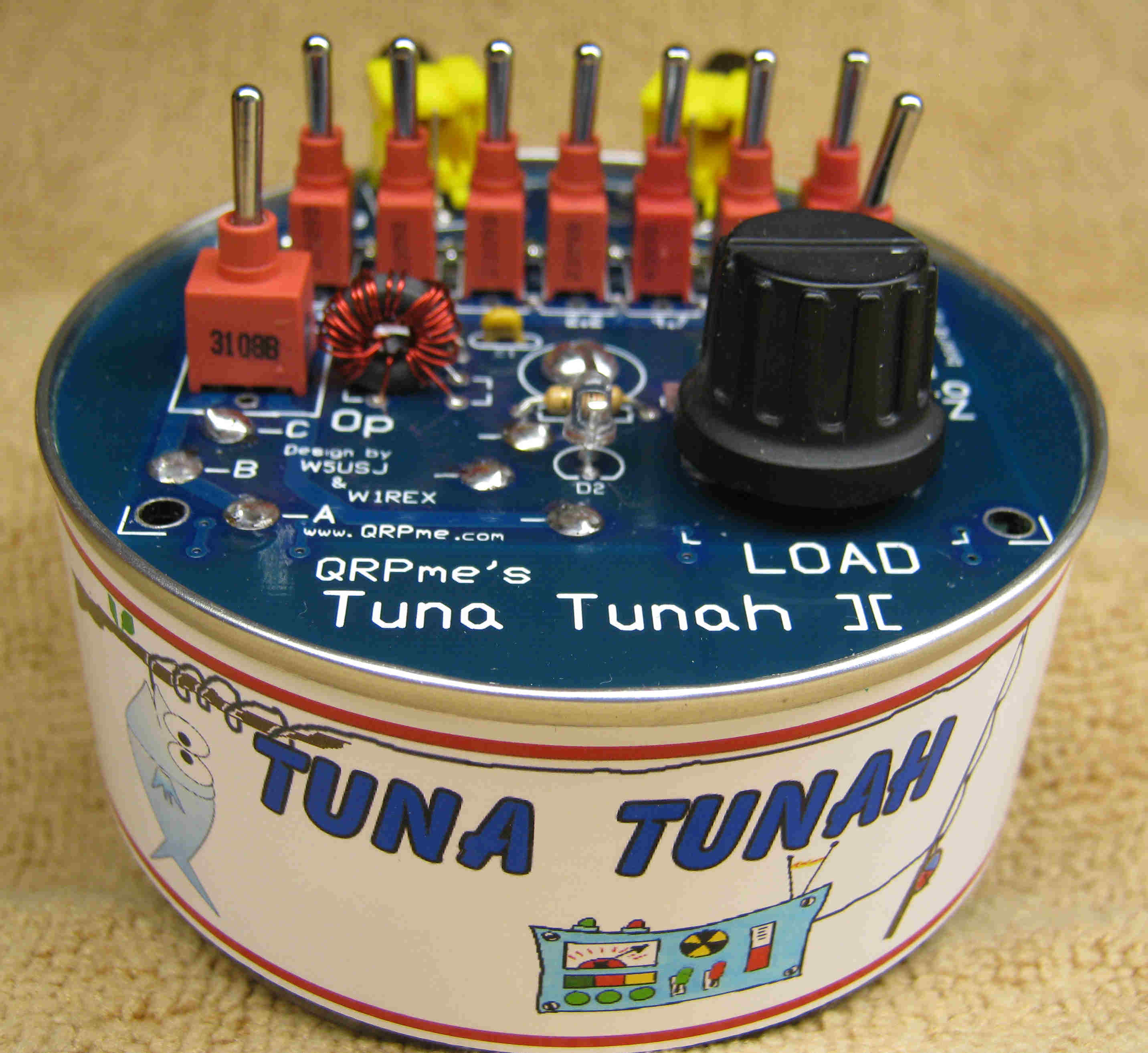 Picture of Tuna Tunah