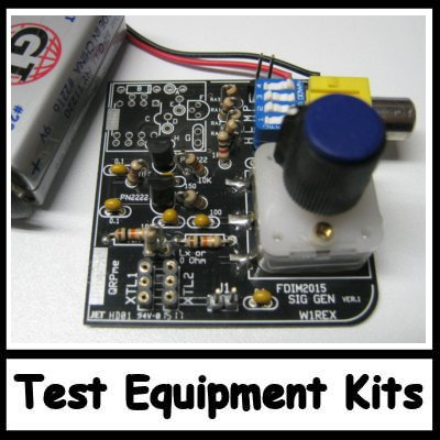 Homebrew Test Equipment